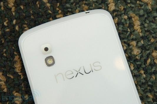 Nexus 4 Bianco (LG E960W): ecco le ultime immagini trapelate