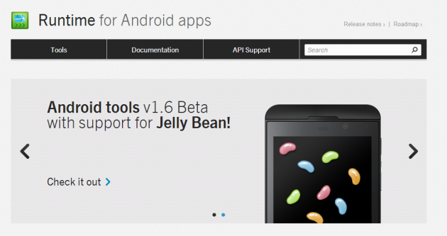 BlackBerry 10.2 sarà compatibile con le applicazioni Android 4.2.2 Jelly Bean
