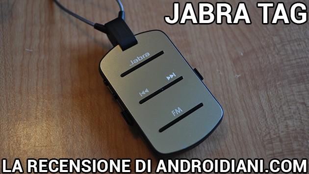 Jabra Tag - La recensione di Androidiani.com
