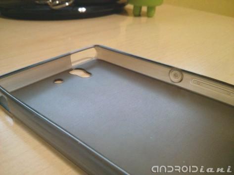 Cover in silicone PURO per Xperia Z