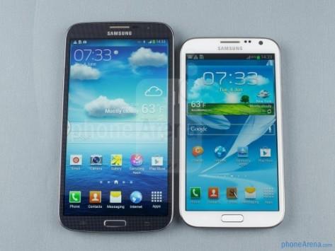 Galaxy Mega 6.3 vs Galaxy Note 2 vs Huawei Ascend Mate: ecco un interessante video confronto