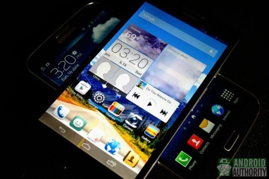 Huawei Ascend Mate vs Samsung Galaxy Mega 6.3: ecco un primo video confronto