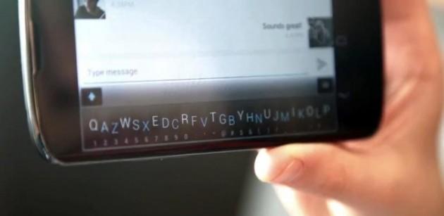 Minuum Keyboard: ecco il primo hands-on della tastiera rivoluzionaria