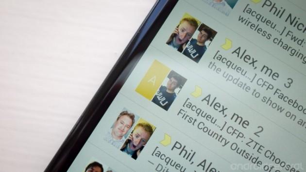 GMail 4.5, ecco come rimuovere l'immagine dei contatti