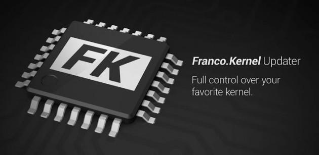 Franco Kernel Updater: nuovo importante update e tante novità per il futuro