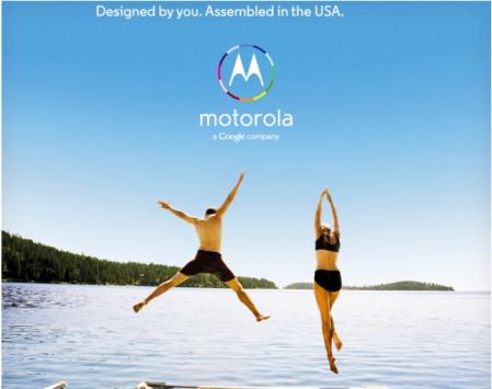 Motorola Moto X: la prima pubblicità ufficiale parla