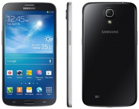Samsung Galaxy Mega: ufficiale in Italia a 599€