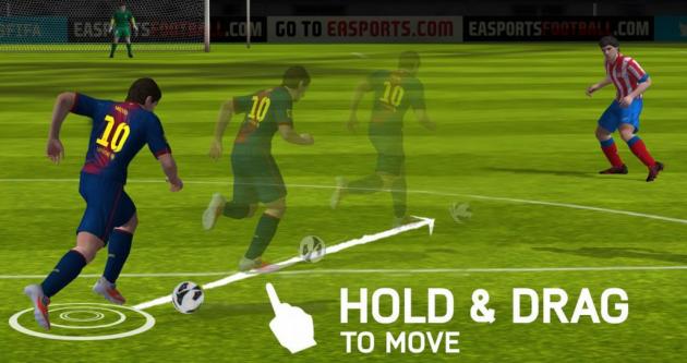 EA annuncia che Fifa 14 per Android sarà free-to-play