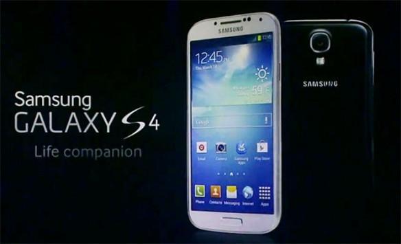 Samsung Galaxy S4 con Snapdragon 800 e LTE-A arriva in Europa