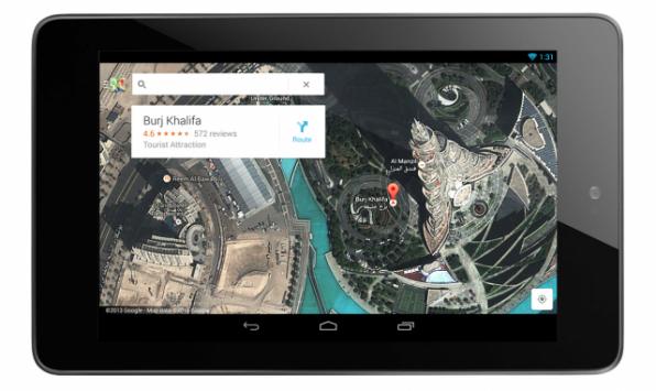 Nuovo Google Maps: ecco come utilizzare le mappe offline