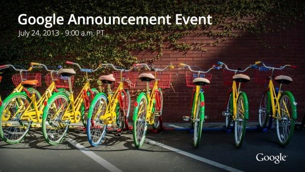 Google Announcement Event 24/07 - Diretta video dalle 18 italiane
