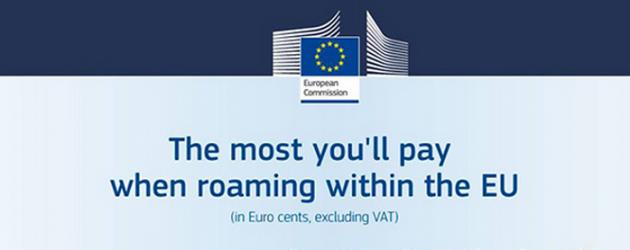 Costi di roaming, da oggi più bassi in attesa dell'azzeramento