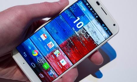 Motorola Moto X vs iPhone 5, Galaxy S4 e Nokia Lumia 1020: ecco un confronto fotografico
