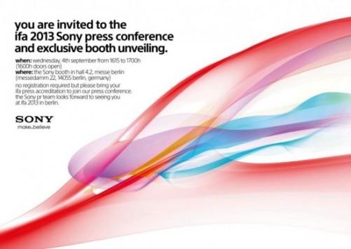 Sony: confermato l'evento del 4 Settembre