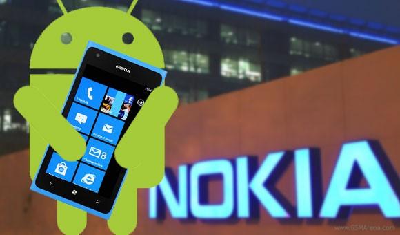 Nokia: rientro nel mondo mobile con degli smartphone Android?