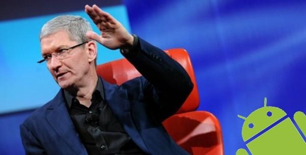 Tim Cook parla di Motorola e dei tablet Android
