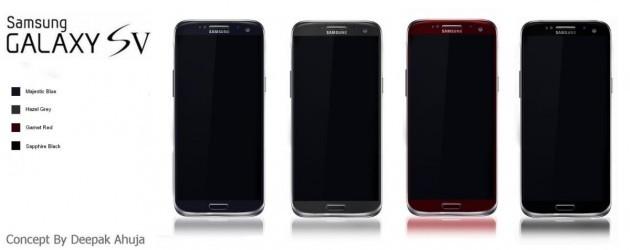 Il Samsung Galaxy S5 sarà dotato di 4 GB di RAM