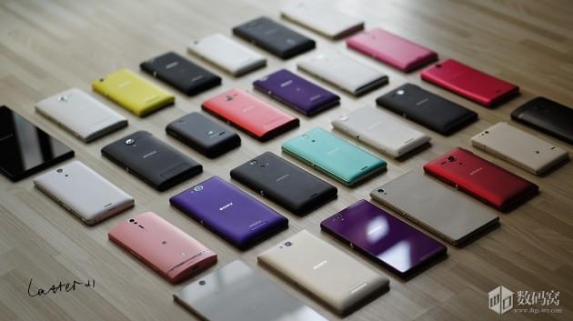 Sony: tanti smartphone Android in arrivo nel 2014
