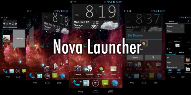 Nova Launcher 2.3 Beta 1 : un assaggio di Android KitKat per tutti