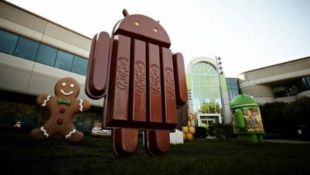 Android 4.4 KitKat: disponibile l'APK dell'orologio/allarmi/timer/cronometro