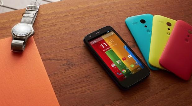 I successori di Moto X e Moto G continueranno a utilizzare una versione