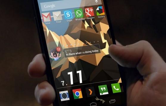 Paranoid Android: ecco nuovi video che mostrano i primi passi con Android 4.4 KitKat