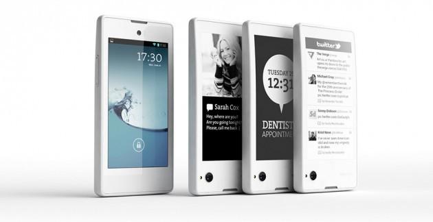 YotaPhone: svelate le specifiche tecniche dello smartphone con secondo display e-ink