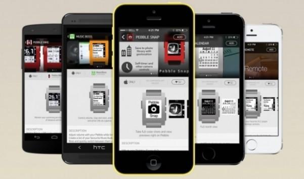 Smartwatch Pebble: App Store per iOS da lunedì 3 Febbraio e a seguire per Android