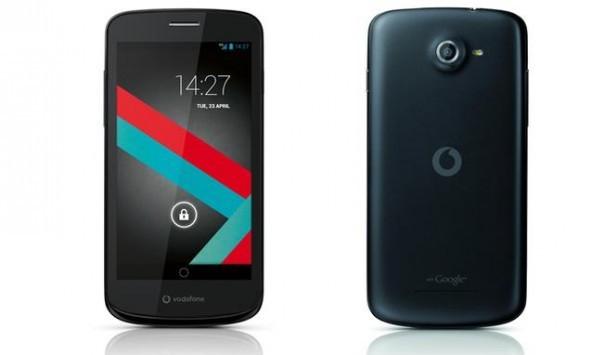 Vodafone Smart 4G, LTE per tutti a 219 Euro