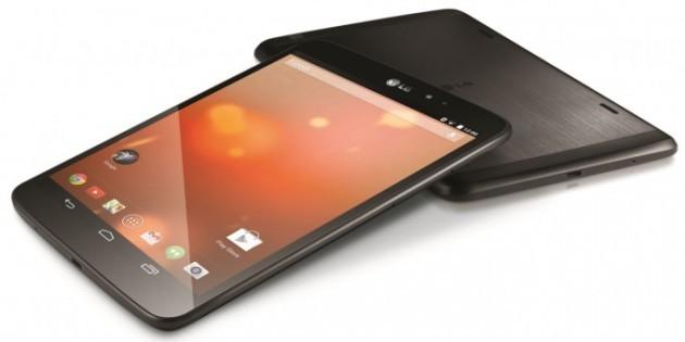 Anche l'LG G Pad 8.3 si tinge dei colori di Google con una Google Play Edition
