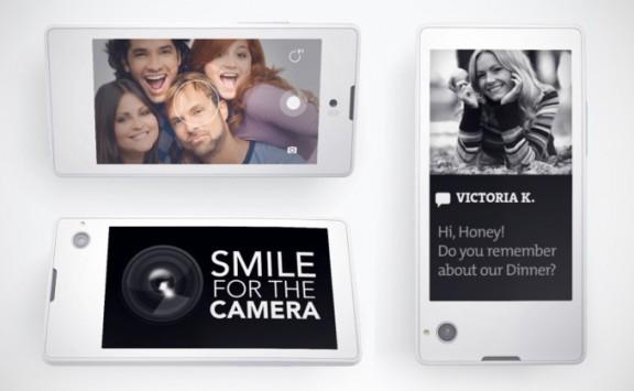 YotaPhone, lo smartphone dual screen arriva ufficialmente sul mercato