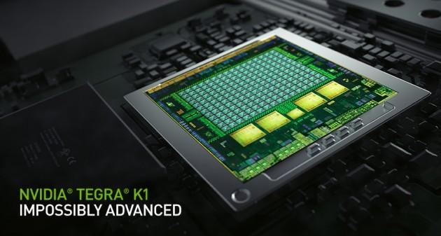 Nvidia: pronto un tablet SHIELD dotato di Tegra K1