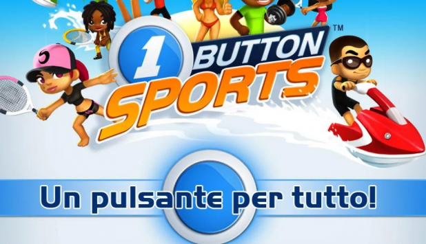 One Button Sports, più facile non si può