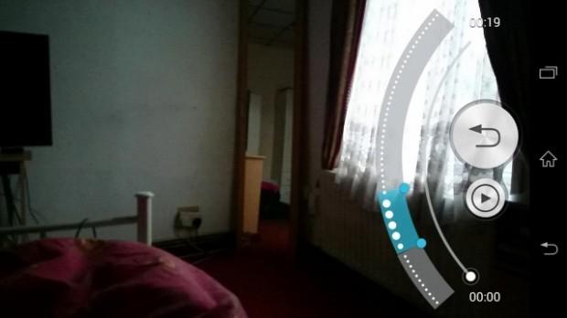 Sony TimeShift Video: ecco la prima immagine dell'interfaccia