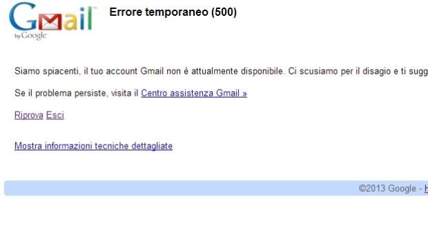 Problemi per GMail e Google+: migliaia di messaggi recapitati a un ignaro utente