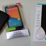 Cover Clear per Nexus 5 e Zeta Slim per Nexus 7 2013: la prova di Androidiani.com