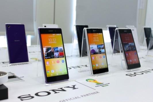 Sony Xperia Z2 si aggiorna prima di arrivare in Italia