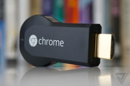 Google Chromecast: aggiunto il supporto allo Screen Mirroring per Galaxy Note 4
