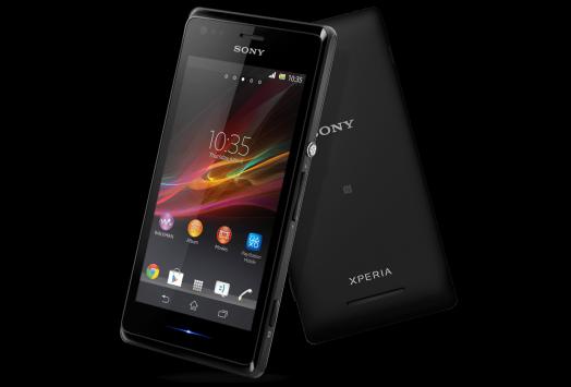 Sony Xperia M si aggiorna ufficialmente ad Android 4.3 Jelly Bean