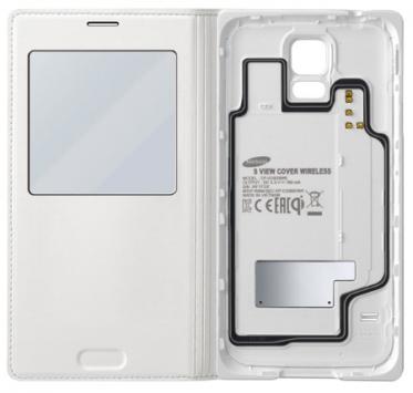 Samsung Galaxy S5, ecco le cover ufficiali per la ricarica wireless