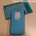 Cover Quick Windows NILLKIN per LG G2 - La nostra prova