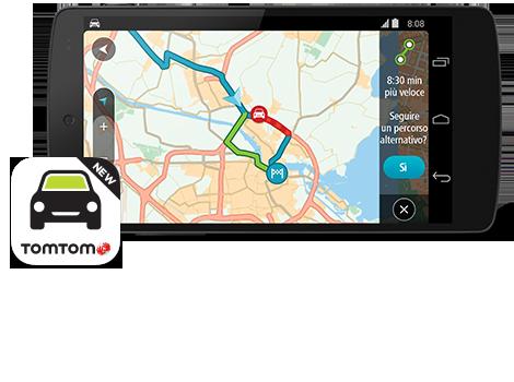 [App Spotlight] TomTom diventa freemium su Android