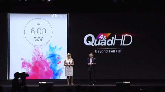 LG: Il G3 è il primo smartphone con display QHD, Oppo non ci sta ed è guerra su Twitter