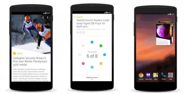[App Spotlight] Yahoo rilascia News Digest per Android e lancia il servizio internazionalmente