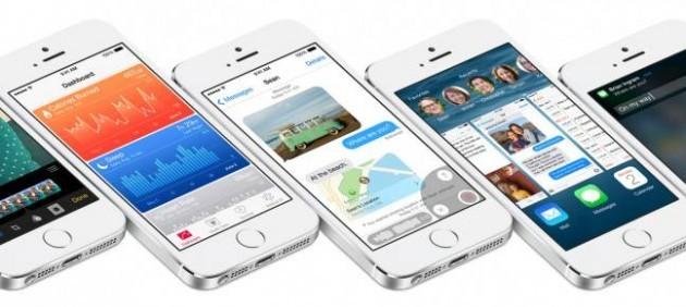 Apple presenta iOS 8, introducendo novità che
