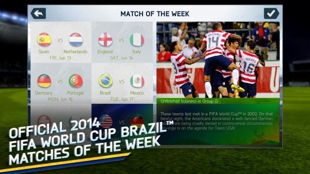 10 app per entrare nel clima della FIFA World Cup 2014