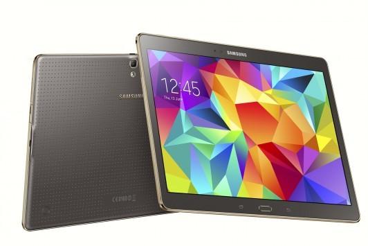 Samsung: ecco perché il Galaxy Tab S è migliore dell'Apple iPad [VIDEO]