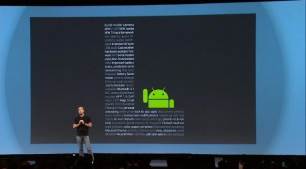 Android L: per il nome salgono le quotazioni di Lemon Meringue Pie