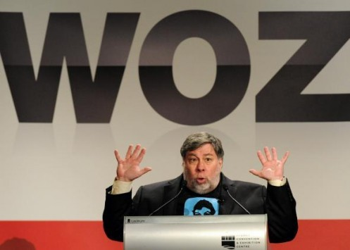 Steve Wozniak boccia Samsung Galaxy Gear: