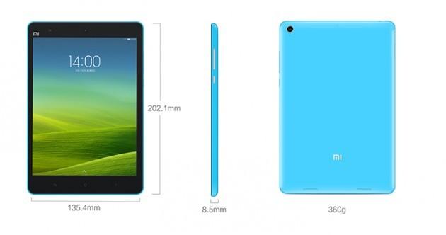 Xiaomi: specifiche di un nuovo tablet trapelate in rete